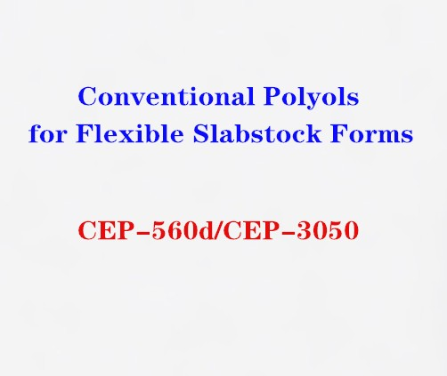 Conventional Polyols for Flexible Slabstock Forms